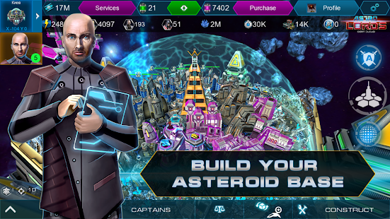 Astro Lords: Oort Cloud- screenshot thumbnail
