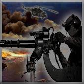 Lone Heavy Gunner
