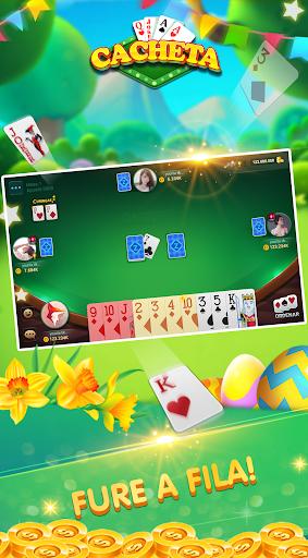 Cacheta - Pife - Pif Paf - ZingPlay Jogo online screenshots 4