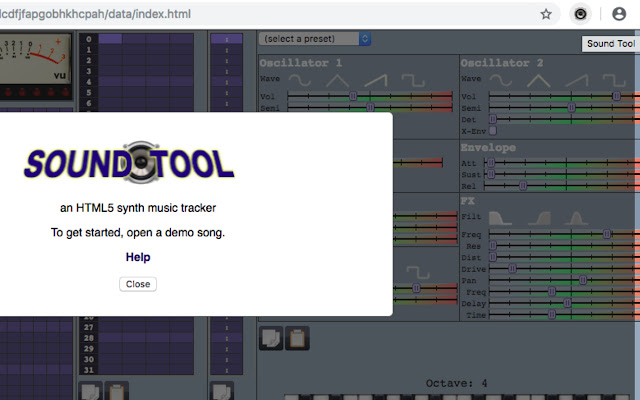 Sound Tool