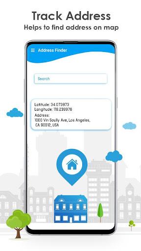 Live Mobile Location & Find Distance screenshot 1