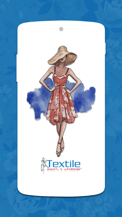 Textile Export & Wholesaler- screenshot
