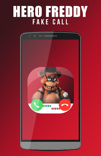 download fake call from freddy farce for pc