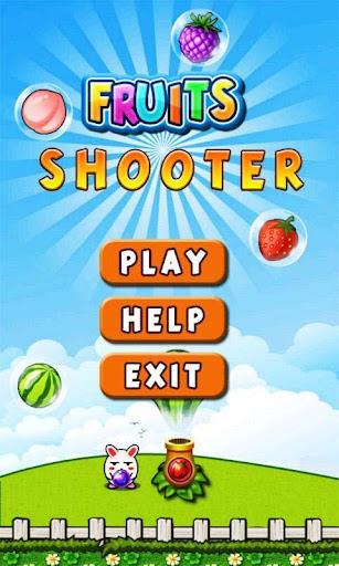 Dino Fruit Shooter