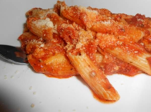 Ellen's Baked Penne Pasta Casserole Recipe