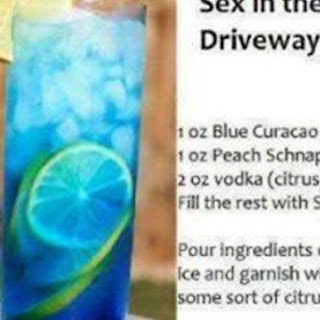 Sex in the Driveway Recipe
