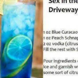 Sex In The Driveway.