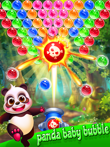 Little Panda Bubble 1.0 screenshots 3