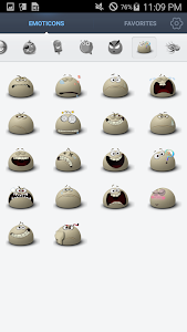 Face Emoticons Stickers screenshot 7