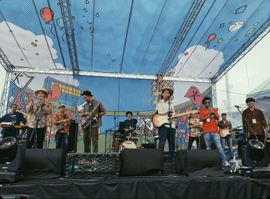 【迷迷現場】 2019 火球祭 沖繩SKA樂團  THE BARCOX 大愛檳榔!