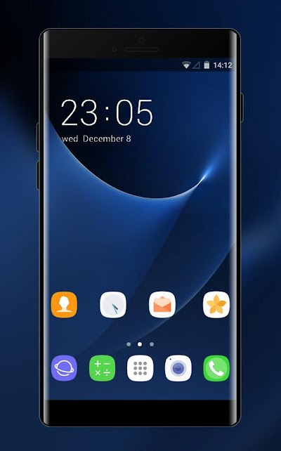 Theme for Samsung Galaxy S7 Edge HD APK Download - Apkindo co id