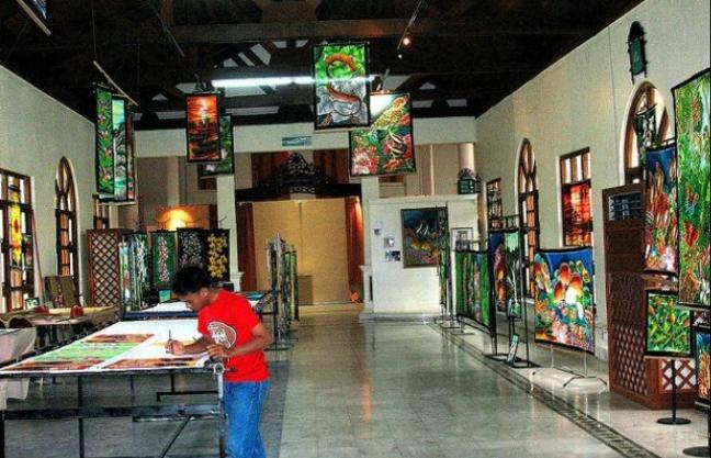 Complexo de Artesanato