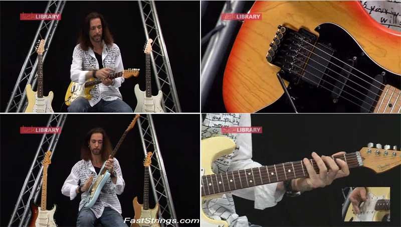Ultimate Guitar Techniques - Tremelo Bar Techniques