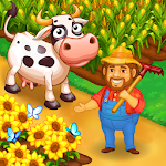 Farm Town: Happy village near small city and town 2.49