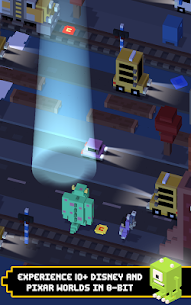 Disney Crossy Road MOD Apk (Unlimited Coins) 2