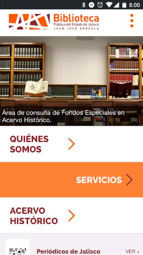 Biblioteca Pública de Jalisco