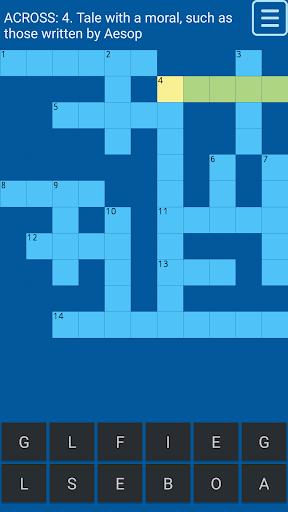 Kids Crossword puzzles : Kids Crosswords 1.00 Mod screenshots 3