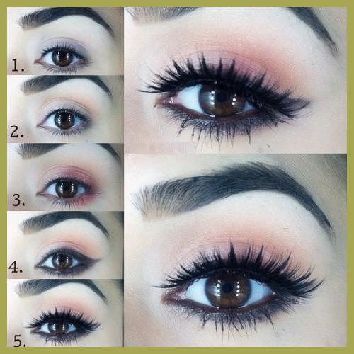 10000+ Eye Makeup Step By Step HD (Offline) 1.1 screenshots 5