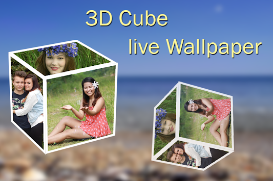 3DCubeliveWallpaper