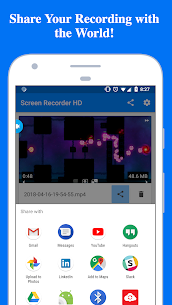 Screen Recorder – Record with Facecam And Audio App Download For Android 4