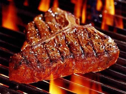 Reversed Sear Steaks