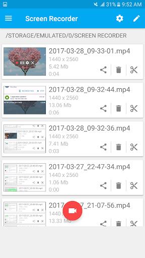 Screen Recorder  screenshots 1