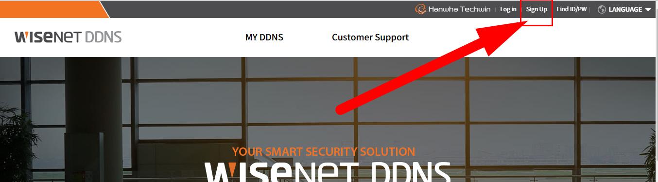 hướng dẫn tạo tài khoản Samsung DDNS