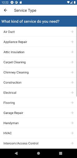 Premium Home Service screenshot 3