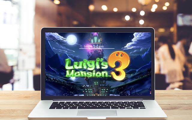 Luigis Mansion 3 HD Wallpapers Game Theme