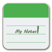 My Note : Notepad
