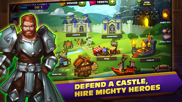 Heroes of Magic: Card Battle RPG APK Latest Version Download