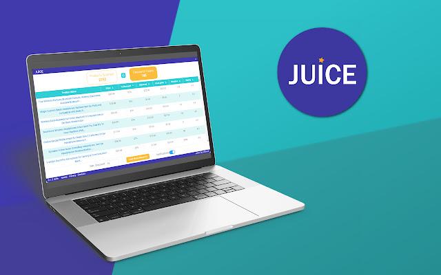 Juice - Amazon Coupons Finder