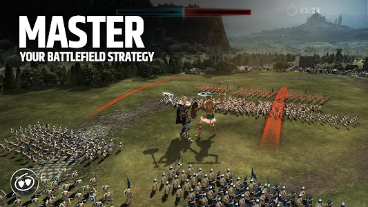 Dawn of Titans - Epic War Strategy Game 1.32.1