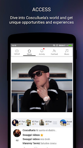 Cosculluela Musica Oficial 1.9422.0001 screenshots 2