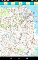 Screenshot of San Francisco Map