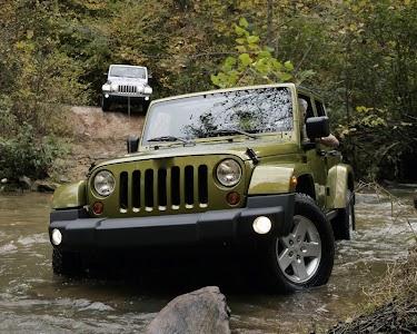Themes Themes Jeep Wrangler screenshot 4