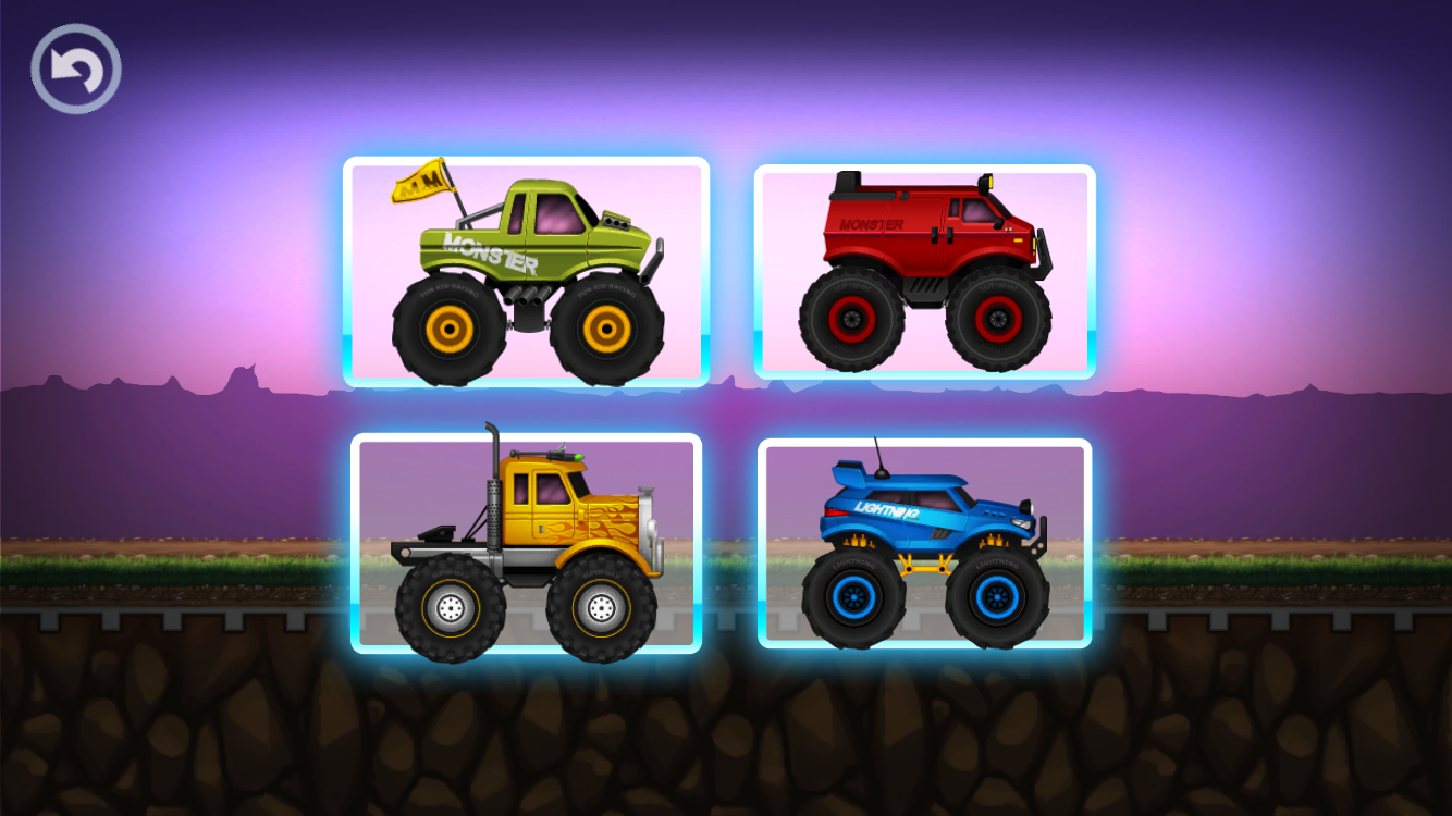 monster truck racing android apps on google play