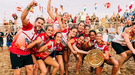 Panduro AM Team Almería, premio 'Al Mejor Equipo Femenino Andaluz'