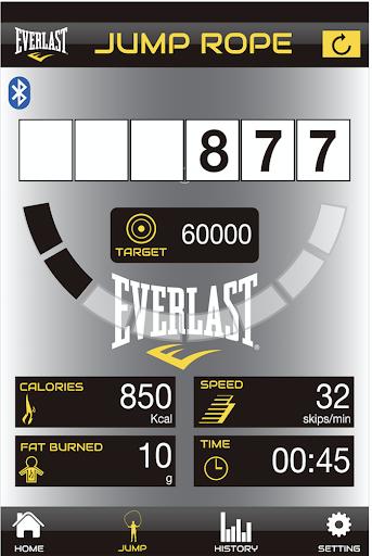 Everlast SmartFit screenshot 1
