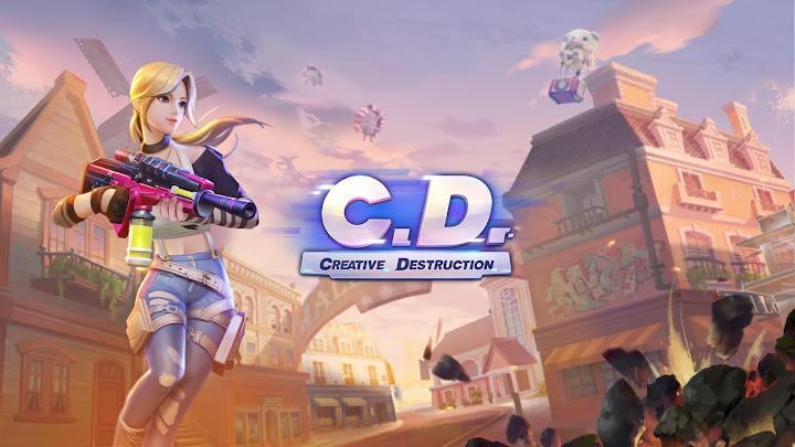 Creative Destruction Advance Android App Screenshot
