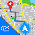 Voice GPS Driving Route : Gps Navigation & Maps apk
