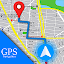 Voice GPS Driving Route : Gps Navigation & Maps