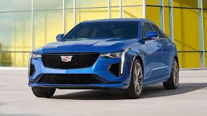 2021 Cadillac CT4 V thumbnail