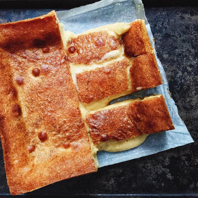 Gooey Cinnamon Cake Recipe | Yummly