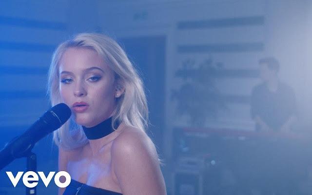 Zara Larsson - Ain't My Fault Tab