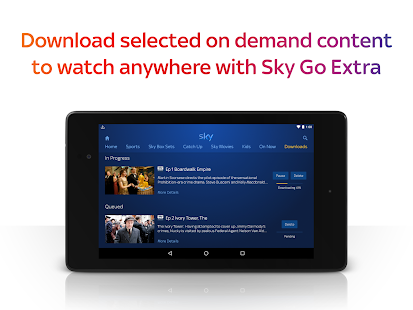 Sky Go Screenshot 22