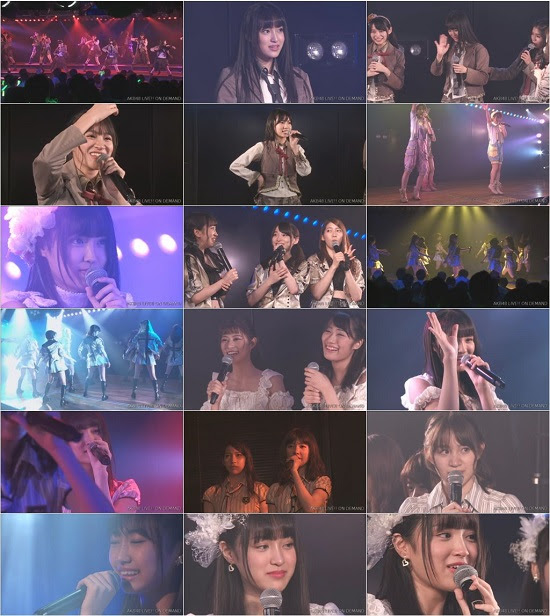 (LIVE)(720p) AKB48 チームK 「最終ベルが鳴る」公演 野村奈央 卒業公演 Live 720p 170810