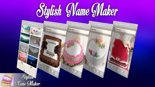Stylish Name Maker 1.0 screenshots 6