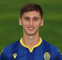 Marash Kumbulla (photocredits HellasVerona.it)