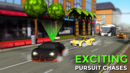 HotFoot - city racing 3d- screenshot thumbnail